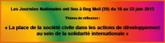 Une Association de Solidarité Internationale